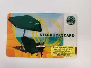 Starbucks Card HK