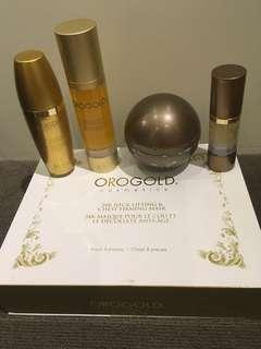 Orogold Comestics Skincare