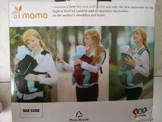 Baby Carrier+hip seat