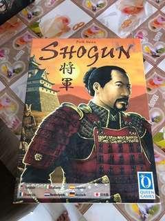 Shogun Board Game (from Queens Games)