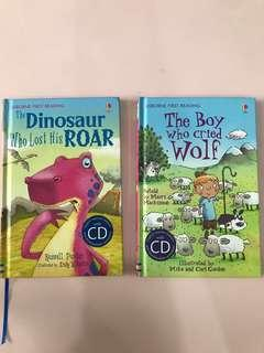 Usborne First Reading with CD