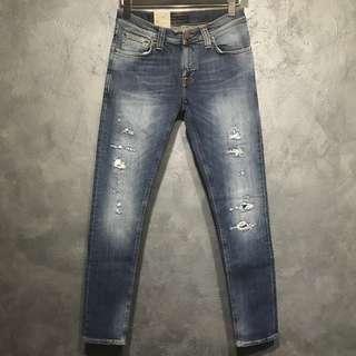 BNWT Nudie Jeans Tight Long John Stian Replica