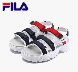 Original Fila Distruptor 2 Sandals Unisex