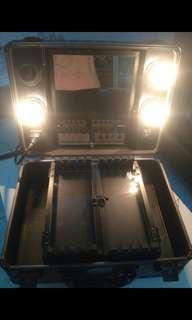 Lighting beauty case sonia miller
