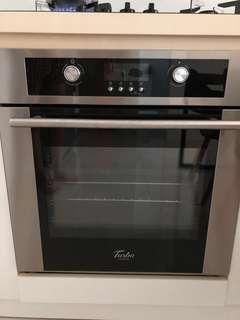 Turbo Oven- Rarely used