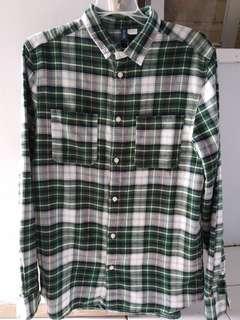 Flannel H&M original (baru)