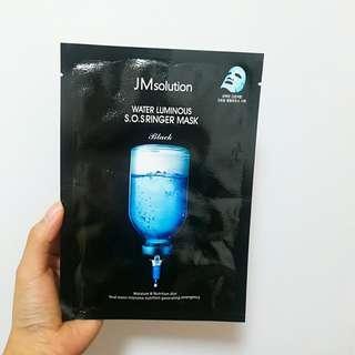 🚚 【現貨】韓國面膜 JM SOLUTIONS -SOS急救補水面膜 12片