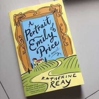 Fiction Novel - A Portrait of Emily Price