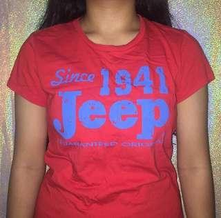 Jeep Tshirt