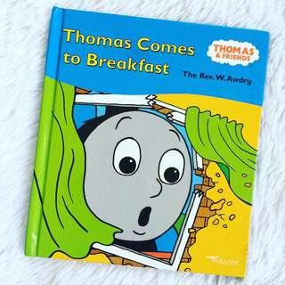 Thomas and Friends - Thomas Comes To Breastfast Boardbook