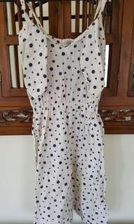Polka JS Dress (Italy Brand)