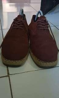 Toms suede brown