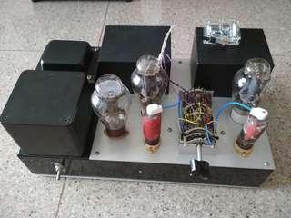 EF37A - 300B Tube Amplifier