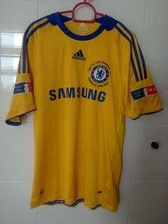 Collectable CHELSEA FC Winning/Final Jersey for Sale