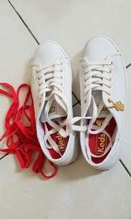 Keds Kickstart CNY White Special Edition