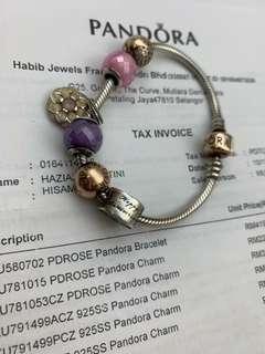 Pandora Bracelet SKU580702