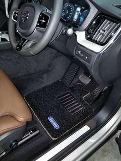 Volvo premium car mat