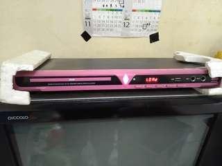 DVD MP3 MP4