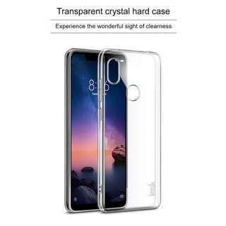 🚚 Imak Air Case II for Hard Case for Xiaomi Redmi Note 6 Pro