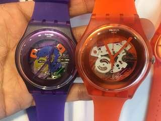 Swatch skeleton classic