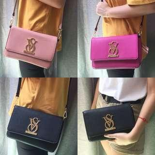 VS Women Fashion PU Leather SLING Bag