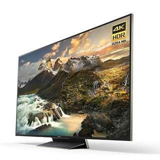 Sony XBR75Z9D 75-Inch 4K Ultra HD Smart LED TV , Works with Alexa(display set)