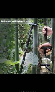 Self defense tactical walking stick