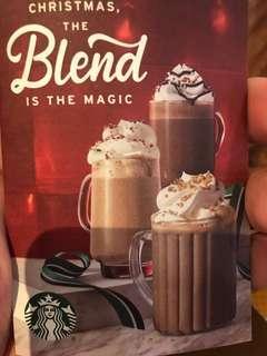 Starbucks Planner Stickers Complete