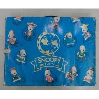 Snoopy World Tour (Year 1999)