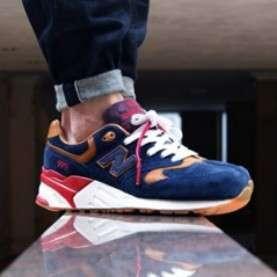 New balance x  sneaker politics case 999
