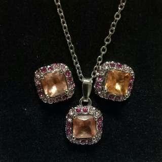 Dina Glamour Talented Jewelry Set