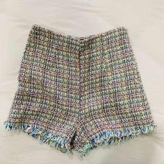Knitted Zara High Waisted Short