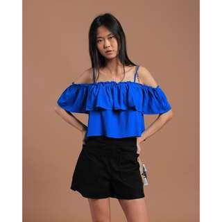 BNWT Fashion Greece Off The Shoulder Top