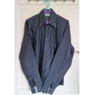 Authentic Zara Man Long Sleeves Shirt (#MMAR18)