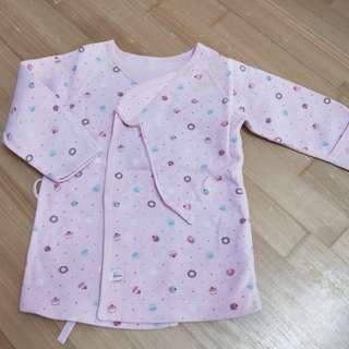 🚚 《ELLE》超可愛粉色女寶寶長袖厚衛生衣套裝