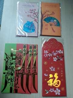 20 pcs Red packets