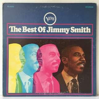 Jimmy Smith – The Best Of Jimmy Smith (1967 US Original in Gatefold Sleeve - Vinyl is Very Good Plus)
