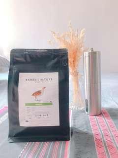 有機Arabica 咖啡豆(新鮮空運)