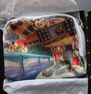 Shopping Baby x 海港城 Harbour City 零錢包 / 化妝袋 Pouch / Coin Bag