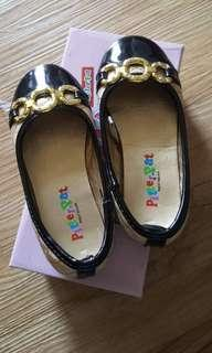 Pitter Pat Tulip Ballerina Shoes