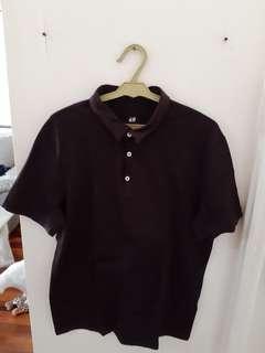H&M slim fit polo shirt