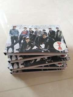 EXO TEMPO VIVACE VERSION[INSTOCKS]