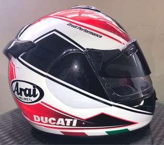 Arai Ducati Helmet Chaser V with ProShade Shield