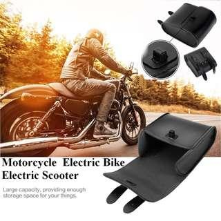 Saddle Bag for motorcycle, eBike,  eScooter