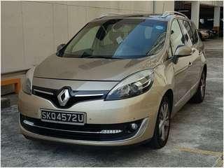 Renault Scenic 1.5T dCi Auto