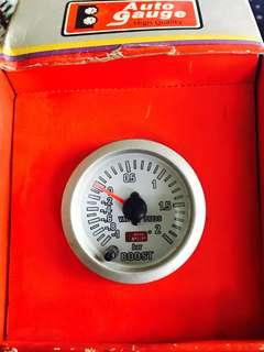 Auto Gauge Boost gauge