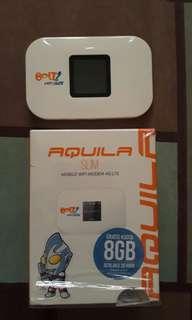 Bolt AQUILA SLIM  4G LTE