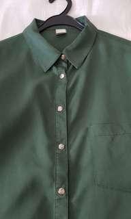 Green Dress (BN)
