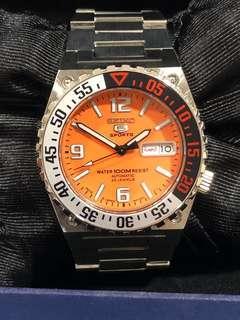 Seiko 5 Sports Automatic Watch SNZD77J