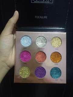 Focallure Luxury Electric Glow Glitter